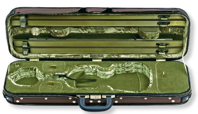 Original Jaeger Prestige-Line vioolkoffer, 4/4