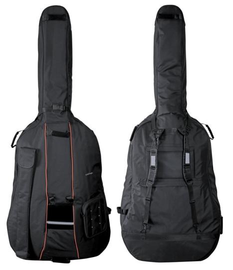 GEWA Premium contrabashoes  zwart