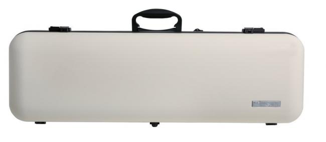 Gewa Vioolkoffer Air 2.1, beige hoogglans