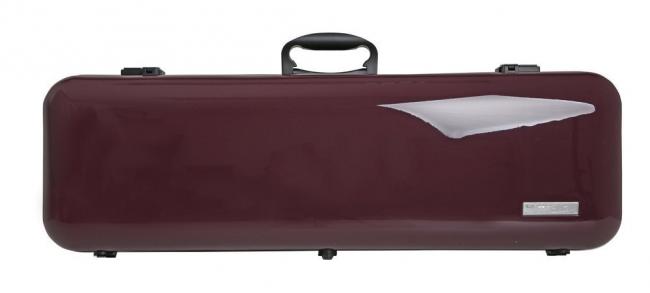 Gewa Vioolkoffer Air 2.1, violet hoogglans