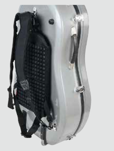 Rugzaksysteem voor cellokoffer