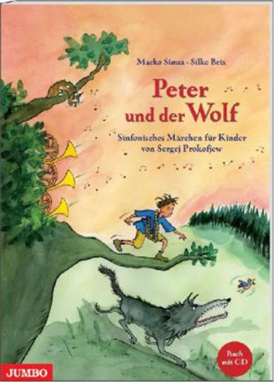 Peter und der Wolf mit Audio CD