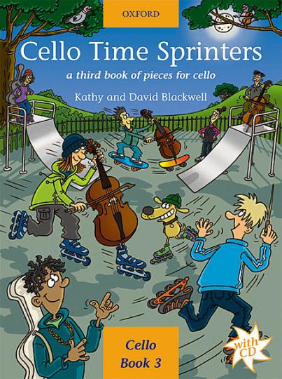 Cello Time Sprinters deel 3