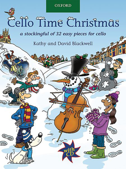 Cello Time Christmas