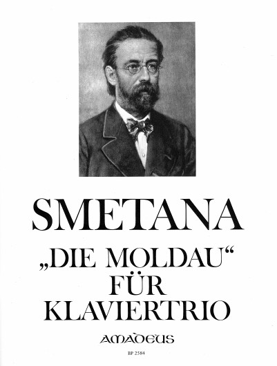 """Smetana, """"Die Moldau"""" für Klaviertrio"""