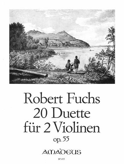 Fuchs, 20 Duette op. 55