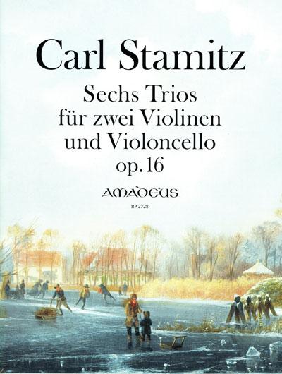 Stamitz, Sechs Trios op. 16