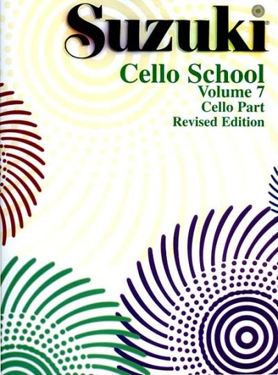Suzuki methode cello, Boek 7