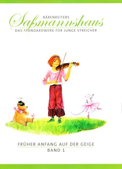 Sassmannshaus viool deel 2