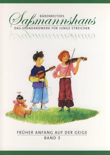 Sassmannshaus viool deel 3