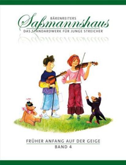 Sassmannshaus viool deel 4