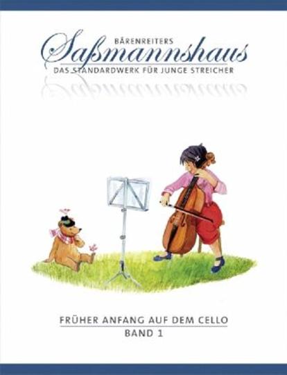 Sassmannshaus Cello deel 1