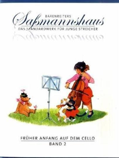 Sassmannshaus Cello deel 2