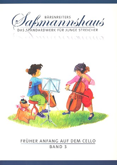 Sassmannshaus Cello deel 3