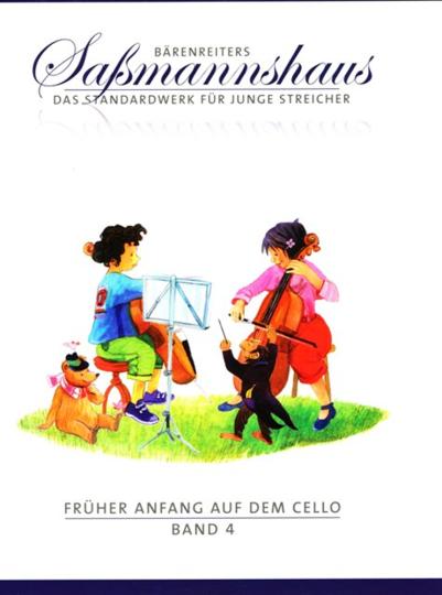 Sassmannshaus Cello deel 4