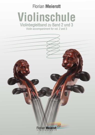 Florian Meierott Violinbegleitung zu deel 2 en 3