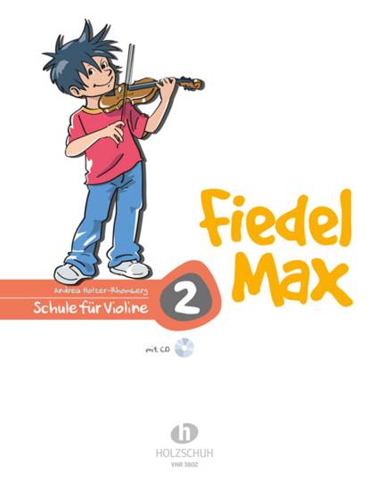 Fiedel-Max Vioolschool , Audio-CD deel 2
