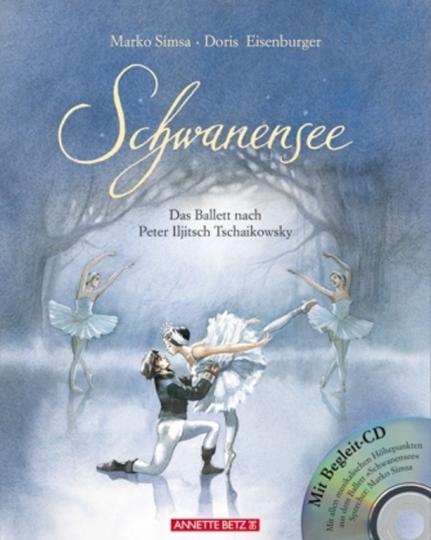 Schwanensee, m. Audio-CD