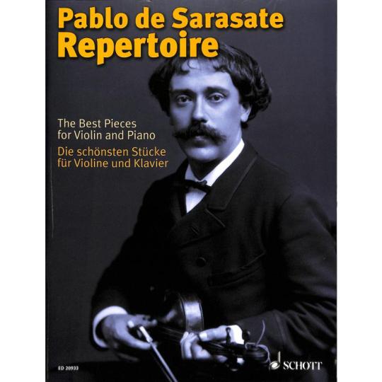 Sarasate, Repertoire
