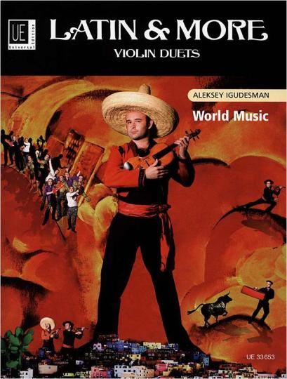 Latin & More Violin Duets