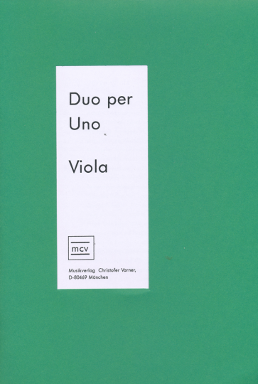 Duo per uno Viola