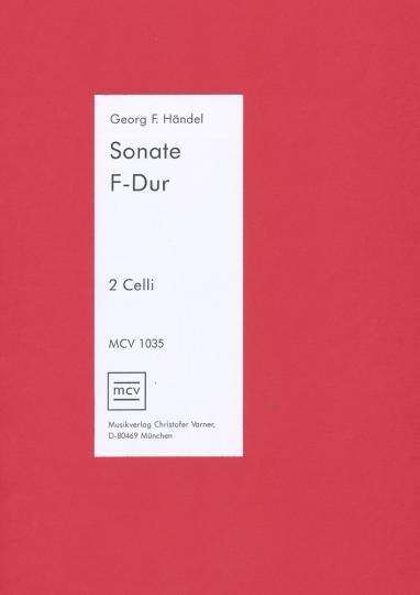 Händel Sonate, F-dur