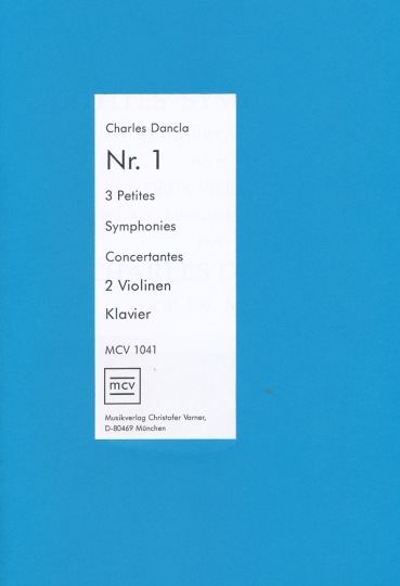 Petite Symphonies 1