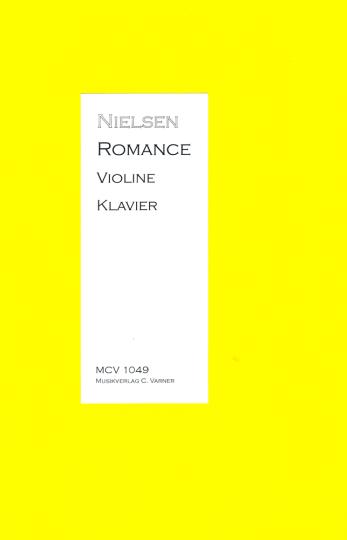 Romance voor viool en piano