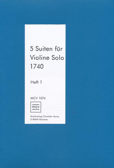 Solo 1740, Suite 1-3