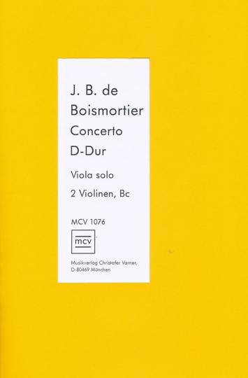 Joseph B. Boismortier