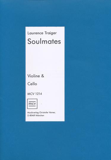 Bladmuziek- Laurence Traiger, Soulmates