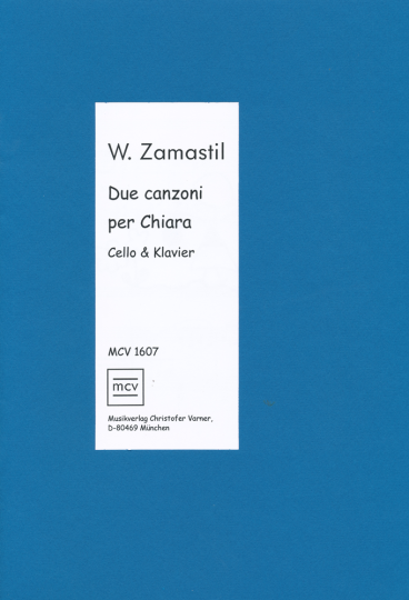 Due Canzoni per Chiara