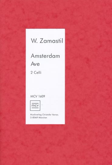 Wolfgang Zamastil, Amsterdam Ave