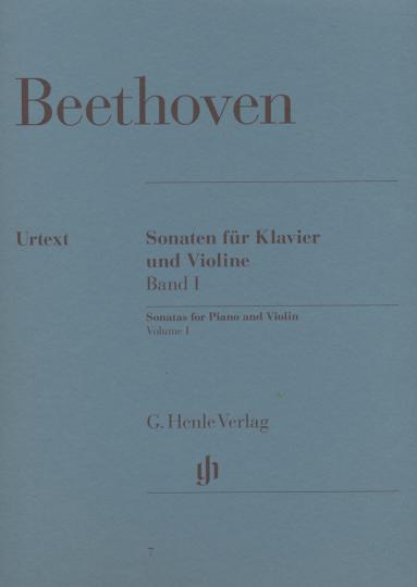 Beethoven, Sonaten voor piano en viool, Band I