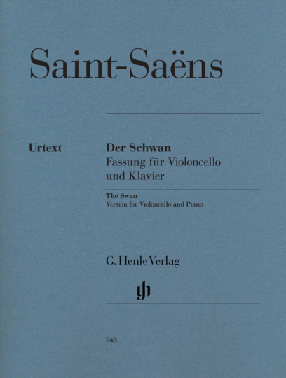 Saint Saens, Der Schwan