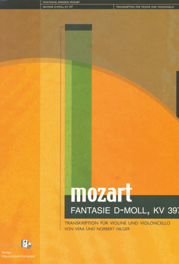 Hilger: W.A. Mozart  KV 397