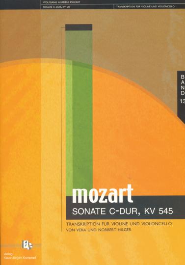 Hilger: W.A. Mozart  KV 545