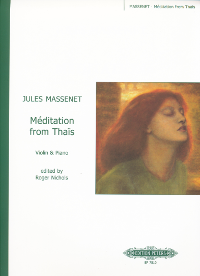 Massenet, Meditation from Thais