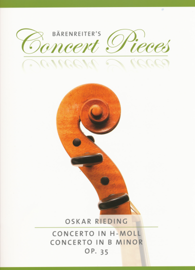 Rieding, Concerto in H-Moll, Opus 35