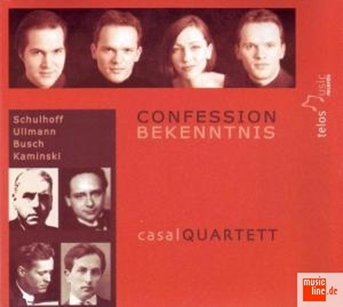 Confession-Bekenntnis, Casal-Quartett