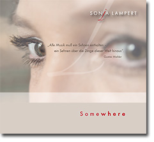 Somewhere - Sonja Lampert