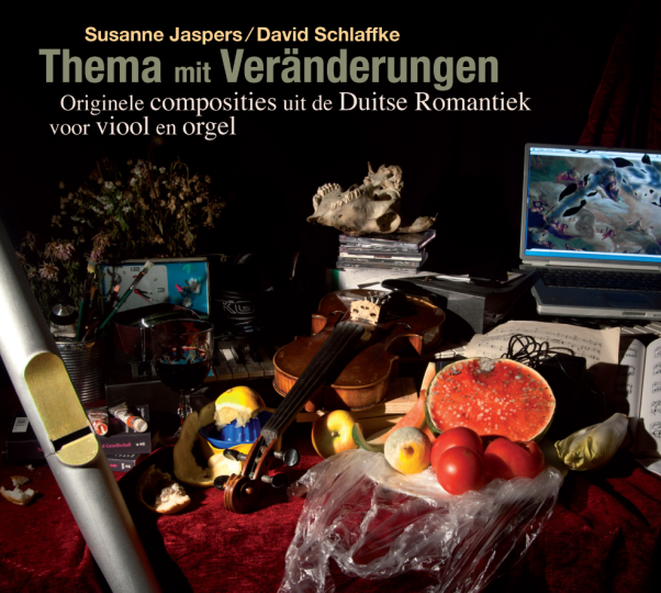 Thema mit Veränderung - muziek voor viool en orgel
