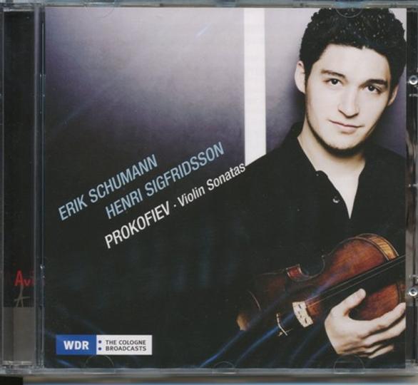 Schumann, Erik, Sigfridsson, Henri - Sergei Prokofiev