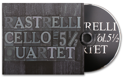 Rastrelli Cello Quartett VOL.5 1/2