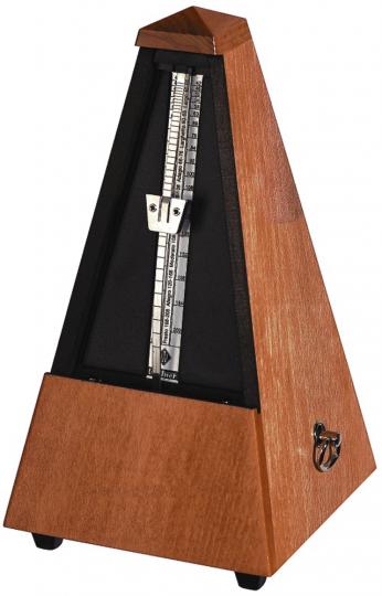 Wittner Metronom Pyramide, mahoniekleur