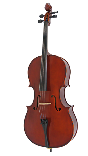 GEWA Set Allegro - 4/4 celloset