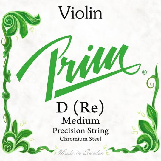 PRIM  Precision Violin D-snaar medium