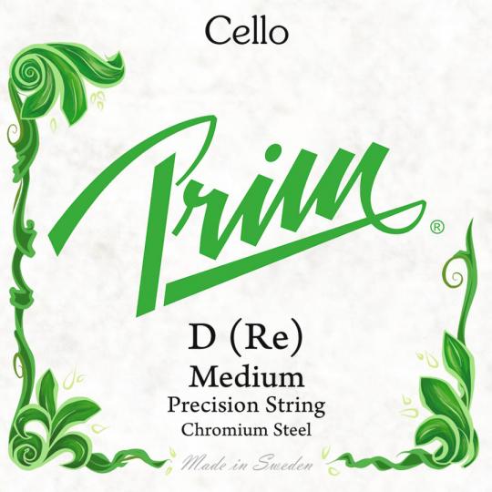 PRIM  Precision Cello D-snaar medium