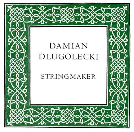 DLUGOLECKI Damian Violin D-Saite 20, gelakt