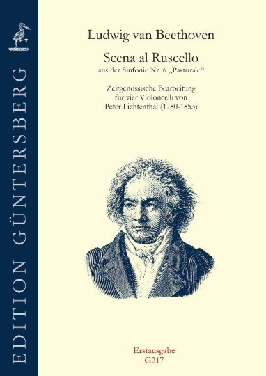 Beethoven, Ludwig van (1770–1827): Scena al Ruscello